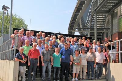 Vorschaubild zur Meldung: Kraftsolmser Sänger waren 4 Tage in Norddeutschland