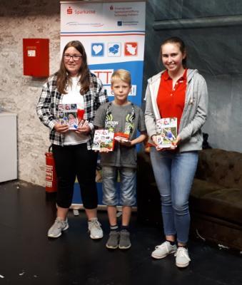 Vorschaubild zur Meldung: Hanna Rotter gewinnt auch Regionalentscheid