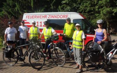 Foto zur Meldung: Radtour nach Zwierzyn