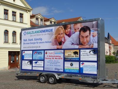 Foto zu Meldung: Stadt Nienburg (Saale) präsentiert Informationen der Verwaltung in neuer Dimension