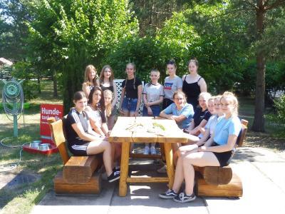 Foto zu Meldung: Besuch der Oberbarnimschule Eberswalde