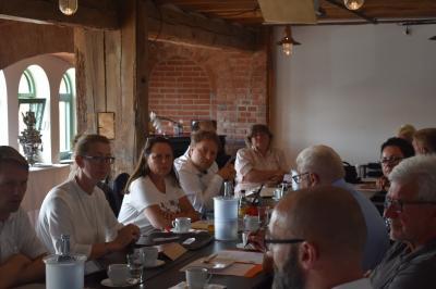 Vorschaubild zur Meldung: Bundestags- und Landtagsabgeordnete im Gespräch mit Akteuren des Regionalen Wachstumskerns Prignitz