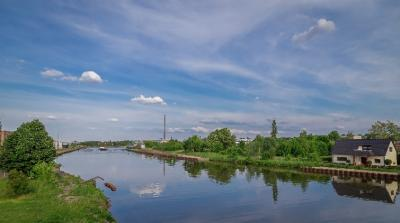 Vorschaubild zur Meldung: Dritte Schiffstour auf dem Elbe-Havel-Kanal von Genthin in Richtung Brandenburg