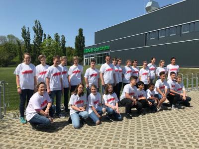 Foto zur Meldung: Städteolympiade in München: Wir waren dabei!