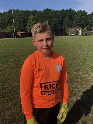 Foto zur Meldung: U11: E1-Jugend - Erfolgreich gegen SG Nordheide - Kreisliga