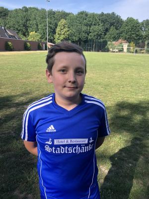Foto zur Meldung: U11: E1-Jugend - Kantersieg gegen Rethem - Kreisliga