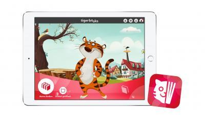 Vorschaubild zur Meldung: Neu bei uns: tigerbooks