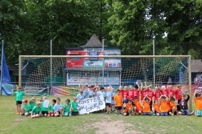 Foto zur Meldung: 6.Kindergarten-Cup bei Germania