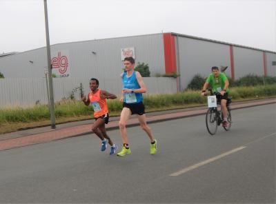 Foto zur Meldung: Dani Tsgay läuft Vereinrekord beim Marathondebüt in Duisburg