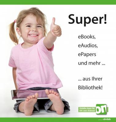 Foto zu Meldung: Bücher einfach online ausleihen