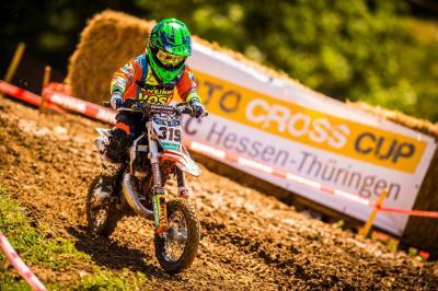 Foto zur Meldung: 4. Lauf des Motocross Cup ADAC Hessen-Thüringen