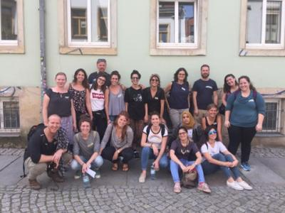 Vorschaubild zur Meldung: Deutsch-Israelischer Fachkräfteaustausch