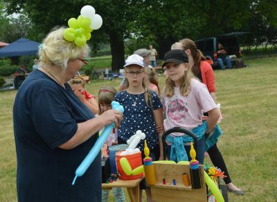 Foto zu Meldung: Ein Fest für Kinder und Eltern: Freude und Spaß zum Kindertag geschenkt