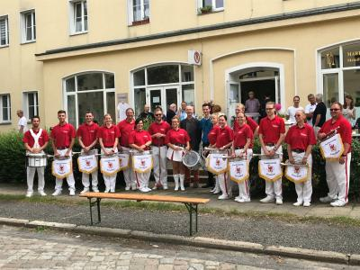 Foto zur Meldung: 30 Jahre meisterhafter Instrumentenbau in Potsdam
