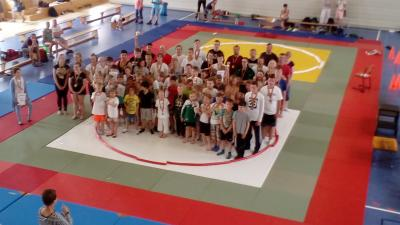 Foto zur Meldung: 21. Kinder- und Jugendsportspiele des Landkreises OSL  Sumo