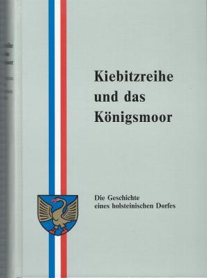 Vorschaubild zur Meldung: Kiebitzreihe und das Königsmoor - Aus der Chronik um 1657/58 und 1718