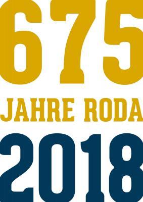Logo 675 Jahre Roda