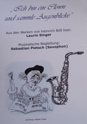 """Vorschaubild zur Meldung: """"Heinrich Böll-Abend"""""""