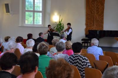 Foto zur Meldung: OSL startet in die 25. Brandenburgische Seniorenwoche / Einladung zum feierlichen Auftakt am 11. Juni 2018