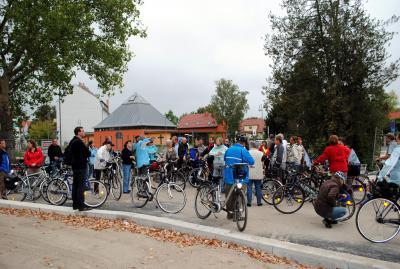 Traditionelle Radtour der Stadtverordneten