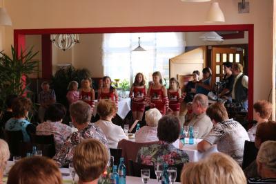 """Mit einem Kulturprogramm im """"Hotel Zur Post"""" in Calau startet auch die diesjährige Seniorenwoche in Calau. Foto: Archiv"""