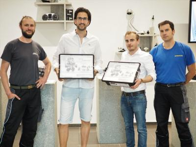 Foto zur Meldung: Robotic AG