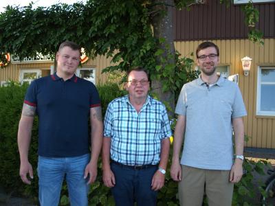 Foto zur Meldung: Jochen Töllner zum Bürgermeister der Gemeinde Elskop gewählt