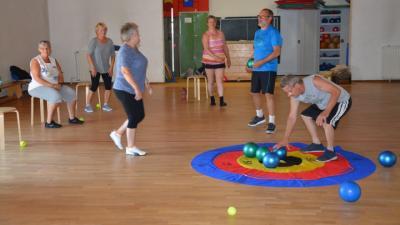 Reha-Sportgruppe SV04 Groß Laasch Foto Dènise Schulze (SVZ)