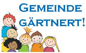 Vorschaubild zur Meldung: Gemeinde gärtnert ...