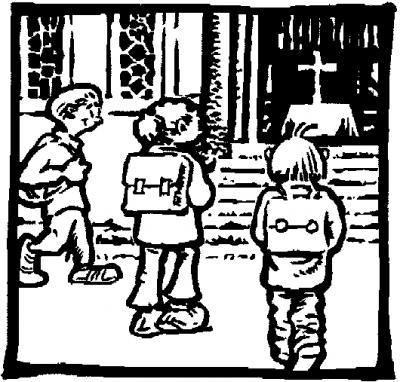 Vorschaubild zur Meldung: Vorbereitung zum Einschulungsgottesdienst, Beimerstetten am 14.06.2018...