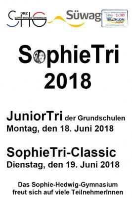 Vorschaubild zur Meldung: SophieTri 2018