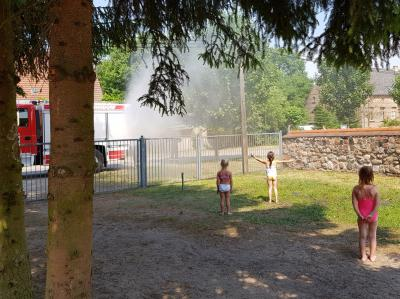 Klettergerüst Reim : Gemeinde rehfelde kita u201efrechdachsu201c