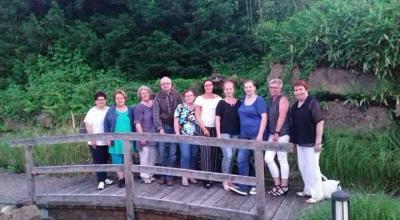 """Vorschaubild zur Meldung: Das Mehrgenerationenhaus zu Besuch im Tagespflegetreff """"Immanuel Haus Bethanien"""" in Burghaun"""