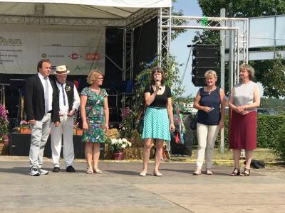 Foto zur Meldung: Brandenburger Landpartie: Landwirtschaftsbetriebe öffnen ihre Tore