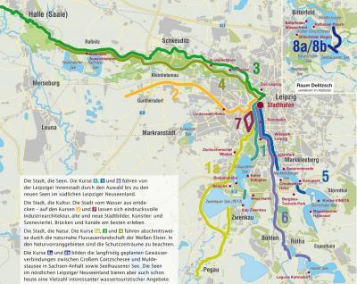 Vorschaubild zur Meldung: Öffentliches Forum - Wassertourismuskonzept