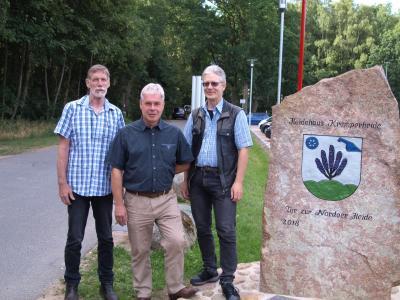 Foto zur Meldung: Sven Baumann erneut zum Bürgermeister der Gemeinde Kremperheide gewählt