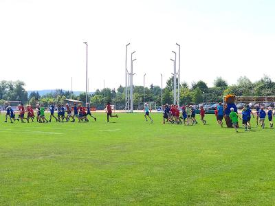 Foto zur Meldung: TVL richtet Kinderleichtathletik Wettbewerb aus
