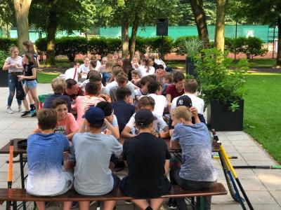 Foto Zur Meldung: Grill U0026 Chill Fest Unserer Jugendabteilung