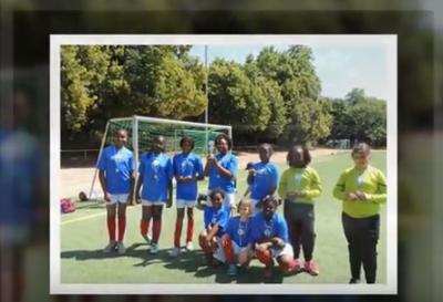 Mädchenfußball-Turnier - Juni 2018