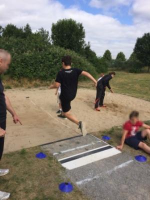Vorschaubild zur Meldung: Sportfest an der Lenné-Oberschule