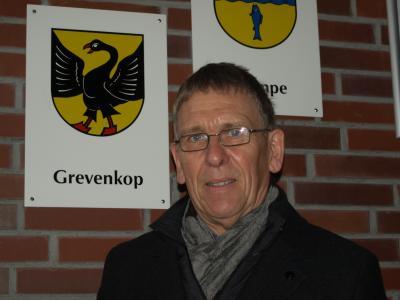 Foto zur Meldung: Hans-Otto Schröder bleibt Bürgermeister der Gemeinde Grevenkop