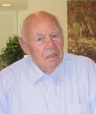 Foto zur Meldung: Wir trauern um unser verstorbenes Ehrenmitglied Johann (Jan) Röper