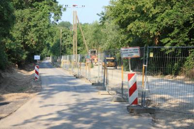 Vorschaubild zur Meldung: Ausbau des Waldackerwegs zum Baggersee Gießen