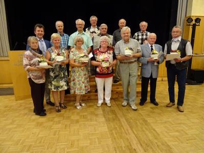 Uebigau-Wahrenbrück verdiente Senioren ausgezeichnet