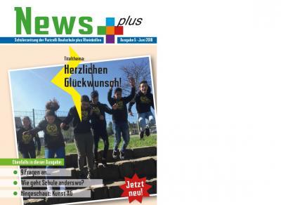 Foto zur Meldung: Schülerzeitung