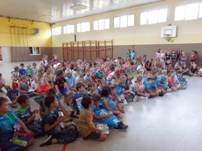 Vorschaubild zur Meldung: Schulfest zum Kindertag