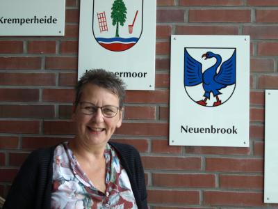 Foto zur Meldung: Susanne Pagel ist die neue Bürgermeisterin der Gemeinde Neuenbrook