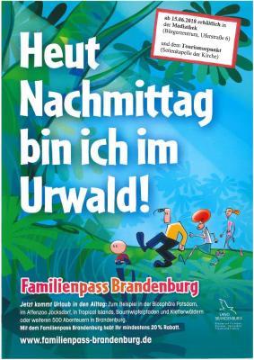 Vorschaubild zur Meldung: Familienpass Brandenburg