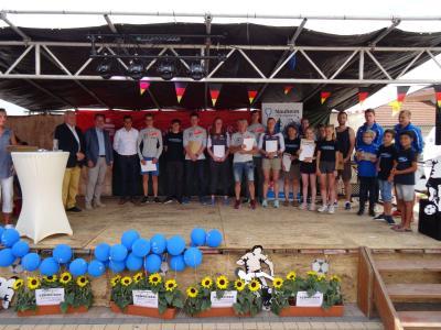 Foto zur Meldung: Sportlerehrung der Gemeinde Nauheim