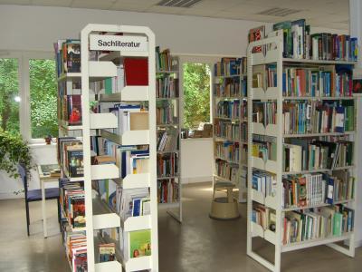 Foto zur Meldung: Die Bibliothek macht Urlaub